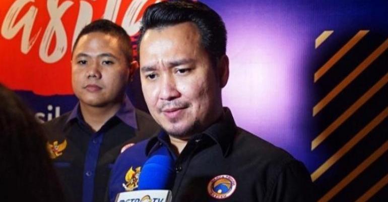 GP Nasdem: PSI Jangan Jadi Pahlawan Kesiangan   GPNasDem